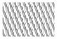 Tabla expandata STANTOBANAT - Romb 62x25,5x9,1