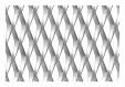 Tabla expandata STANTOBANAT - Romb 76x35x11