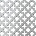 Tabla perforata Cross - Tabla perforata STANTOBANAT
