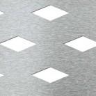 Tabla perforata Rhomb - Tabla perforata STANTOBANAT