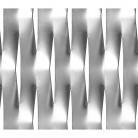 Tabla expandata decorativa - Grilaje din tabla expandata