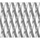 Tabla expandata hexagonal  - Grilaje din tabla expandata