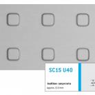 Tabla amprentata SC15 U40 - Tabla amprentata