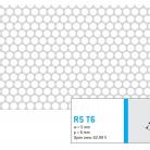 Perforatie rotunda R5 T6 - Perforatii rotunde intre 5 si 10 mm