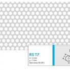 Perforatie rotunda R5 T7 - Perforatii rotunde intre 5 si 10 mm