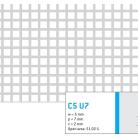Perforatie patrata C5 U7 - Perforatii patrate intre 3 si 10 mm