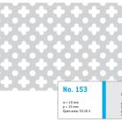 Perforatie decorativa 153 - Perforatii decorative