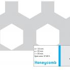 Perforatie decorativa Honeycomb - Perforatii decorative