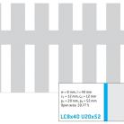 Perforatie alungita LC8x40 U20x52 - Perforatii alungite