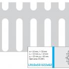 Perforatie alungita LR10x50 U22x62 - Perforatii alungite
