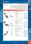 Conectoare pentru pereti de sticla SADEV DECOR - Conectori