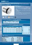 Sisteme de prindere pentru balustrade SADEV DECOR -