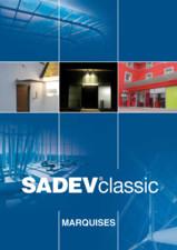 Copertine cu sisteme de fixare din inox SADEV CLASSIC