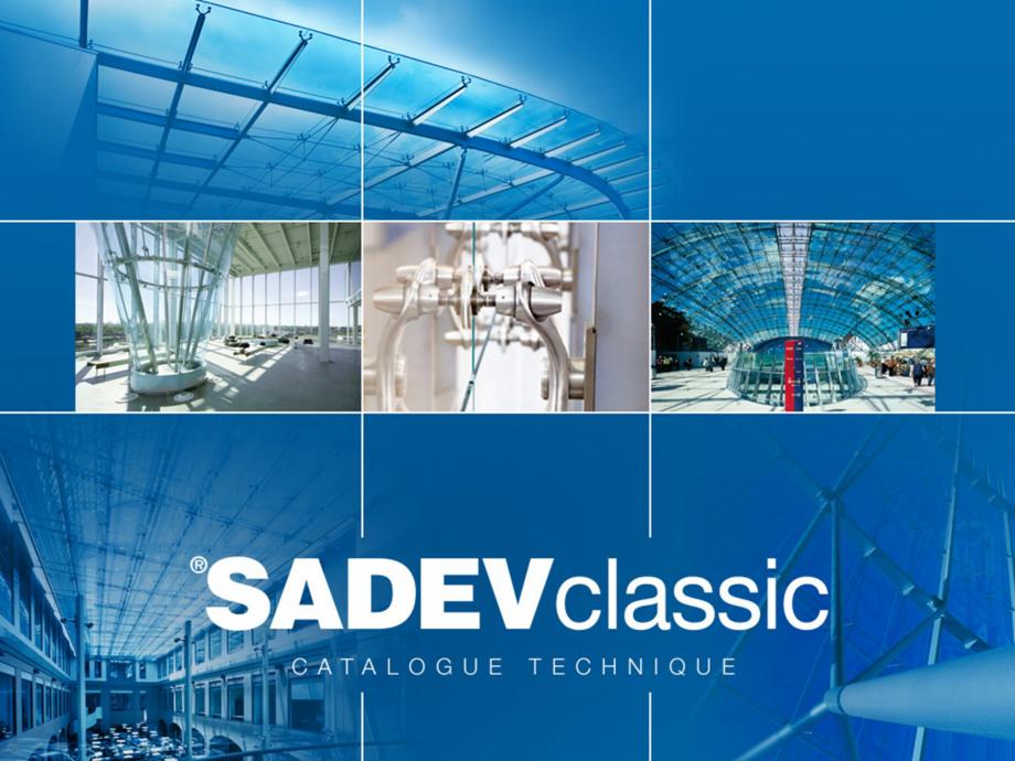 Pagina 1 - Copertine Sadev SADEV CLASSIC Lucrari, proiecte