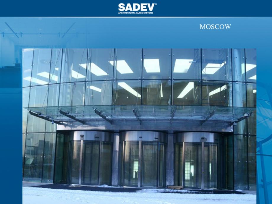 Pagina 6 - Copertine Sadev SADEV CLASSIC Lucrari, proiecte