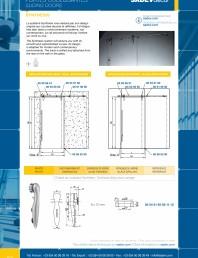 Sisteme pentru usi glisante - SYNTHESIS