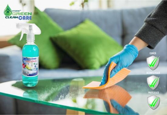 Solutie dezinfectanta pentru suprafete inerte NEW DESIGN COMPOSITE