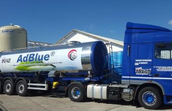 Solutie lichida pentru motoare Diesel AdBlue - destinata reducerii nivelului de emisii toxice