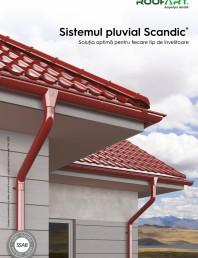 Sistemul pluvial Scandic