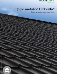 Tigla metalica Umbrella