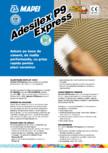 Adeziv pe baza de ciment de inalta performanta cu priza rapida pentru placi ceramice MAPEI -