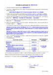 Declaratie de performanta pentru adeziv imbunatatit pe baza de rasina pentru placi ceramice MAPEI - KERALASTIC