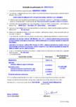 Declaratie de performanta pentru adeziv reactiv imbunatatit pe baza de rasina pentru placi ceramice MAPEI -