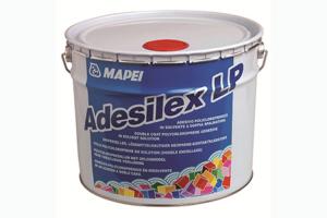 Adezivi pentru pardoseli de sport din covoare PVC, covoare de cauciuc sau gazon sintetic Adesilex V4 adeziv acrilic in dispersie apoasa, de interior,  pentru imbracaminti vinilice, montate pe pardoseli cu suprafata  absorbanta. Adesilex G12 adeziv  epoxidic bicomponent, de interior si exterior, numai pentru covoare sau  placi subtiri din cauciuc, montate pe pardoseli cu suprafata absorbanta  sau neabsorbanta. Adesilex G19 adeziv  epoxi-poliuretanic bicomponent, de interior sau exterior, pentru covoare  groase de cauciuc tip sport, gazon sintetic, covoare PVC .