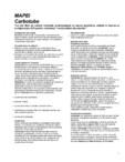 """Tub din fibre de carbon extrudat pentru realizarea """"conexiunilor structurale """" MAPEI -  CARBOTUBE"""