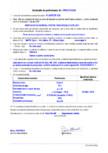 Declaratie de performanta - Mortar de uz general pentru tencuire/gletuire (GP) MAPEI - PLANITOP 210