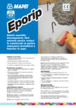 Adeziv epoxidic bicomponent fără solvenţi pentru rosturi în construcţii și pentru etanșarea monolitică a fisurilor în