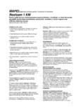 Rasina poliuretanica monocomponenta pentru injectari, ultrafluida, cu timpi de reactie ajustabili MAPEI - RESFOAM 1KM