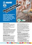 Tencuiala pentru aplicatii pe zidarii existente sau constructii noi MAPEI - MAPE-ANTIQUE INTONACO NHL
