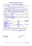 Declaratie de performanta - Mortar de nivelare/tencuire cu intrebuintari generale MAPEI - MAPE-ANTIQUE INTONACO NHL
