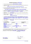 Declaratie de performanta: Nr. CPR-IT1/0135 MAPEI - MAPE-ANTIQUE FC GROSSO