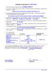 Declaratie de performanta: Nr. CPR-IT1/0323 MAPEI - PoroMap Rinzaffo
