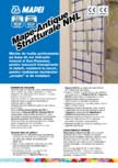 Mortar pentru tencuieli transpirante si zidarii MAPEI - MAPE-ANTIQUE STRUTTURALE NHL