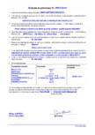 Declaratie de performanta: Nr. CPR-IT1/0141 MAPEI - Mape-Antique Rinzaffo