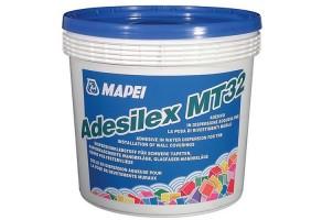 Adeziv pentru tapet vinilic, textil, hartie sau fibra de sticla Adezivul MAPEI pentru tapet vinilic, textil, hartie sau fibra de sticla se gaseste in dispersie apoasa si este utilizat pentru finisaje murale de orice tip.
