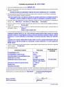 Declaratie de performanta - Produs epoxidic bi-component pentru protectia suprafetelor  - acoperiri