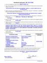 Declaratie de performanta - Produs pentru injectari in beton, bicomponent, fabricat cu lianti polimerici reactivi