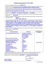 Declaratie de performanta - Mortar expoxidic bi-compoment pentru lipiri structurale