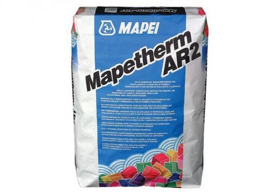 Adeziv pentru termoizolare cu polistiren sau cu vata bazaltica MAPEI