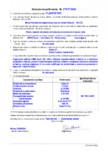 Declaratie de performanta - Mortar hidraulic pe baza de ciment hidraulic - (R4-CC) MAPEI - PLANITOP
