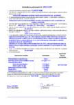 Declaratie de performanta - produs bi-component destinat protejarii suprafetelor - acoperiri MAPEI - PLANITOP HDM