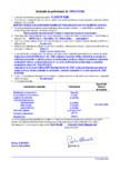Declaratie de performanta - mortar hidraulic bi-component modificat prin adaos de aditivi polimerici (R2-PCC) MAPEI -