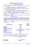 Declaratie de performanta - mortar de nivelare tencuire cu intrebuintari generale (GP) MAPEI - PLANITOP HDM