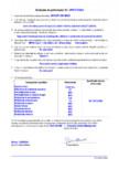Declaratie de performanta - sapa autonivelanta pe baza de ciment pentru substraturi (CT-C20-F4) MAPEI - NOVOPLAN