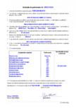 Declaratie de performanta - sapa pe baza de ciment pentru pardoseli la interior MAPEI - TOPCEM