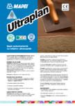 Sapa autonivelanta cu intarire ultrarapida MAPEI - ULTRAPLAN